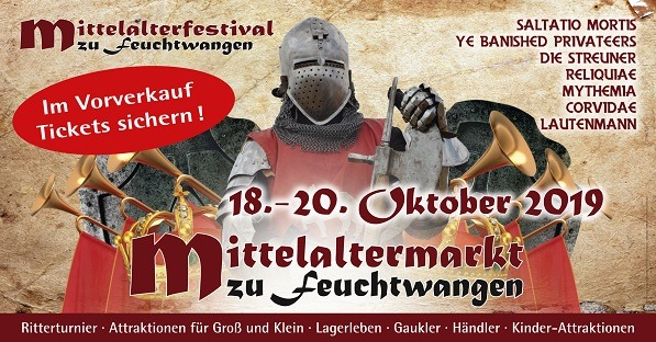 Mittelalterfestival Feuchtwangen