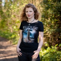 RELIQUIAE Babylon Bio-Girly-Shirt