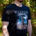 RELIQUIAE Babylon Bio-T-Shirt Detail