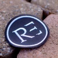 RELIQUIAE Patch rund