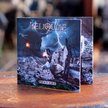 RELIQUIAE Pandora Cover