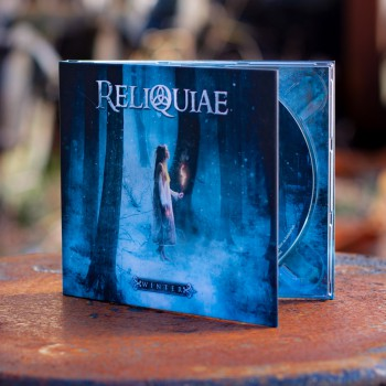 RELIQUIAE Winter Cover